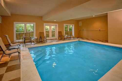 Check Expedia for Availability of Enjoy a Private Indoor Pool and Home Theater Room - Sleeps 10!