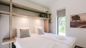 2 soverom, sengetøy av topp kvalitet, strykejern/-brett og gratis wi-fi