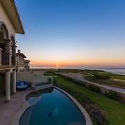 4th Night Free Special, Oceanfront Private Villa on Cabo del Sol Golf Course