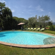 Wonderful Private Villa With Wifi, Private Pool, TV, Washing Machine, Close to Greve In Chianti
