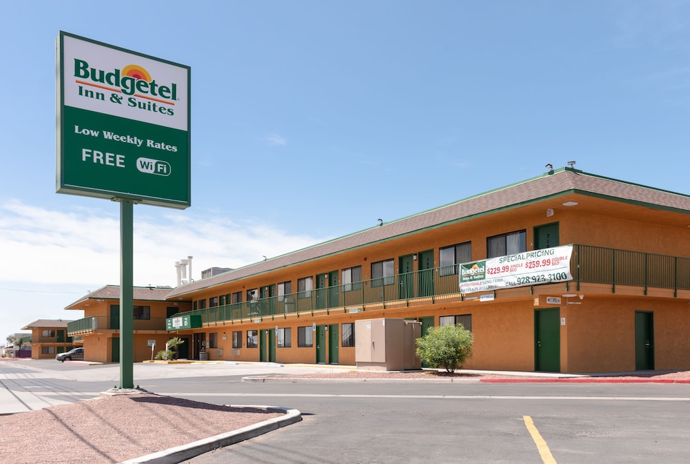 Building design, Budgetel Inn & Suites Yuma