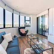 Boutique Designer Living in Sydney CBD