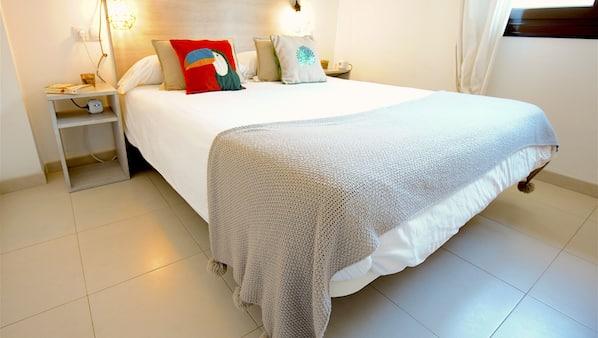 3 bedrooms, in-room safe, WiFi