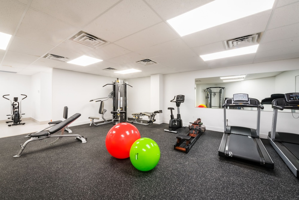 Fitness Facility, Margaritaville Grand Cayman All Inclusive