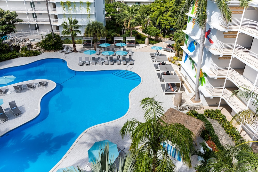 Outdoor Pool, Margaritaville Grand Cayman All Inclusive