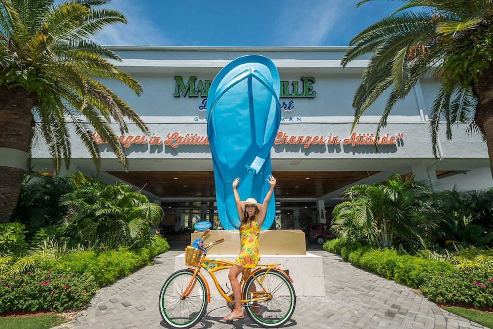 Front of Property, Margaritaville Grand Cayman All Inclusive