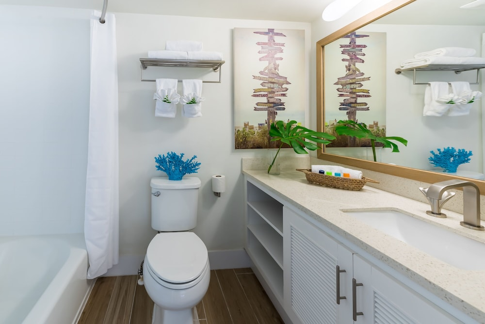 Bathroom, Margaritaville Grand Cayman All Inclusive