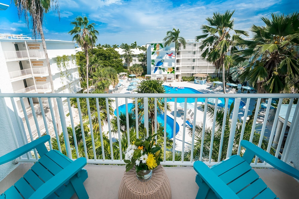 Balcony View, Margaritaville Grand Cayman All Inclusive