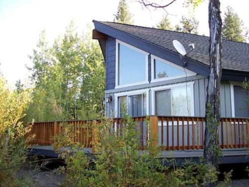 Check Expedia for Availability of Lovely Spacious Cabin With Golf Nearby, Walking Distance to Lake, Club Cabin