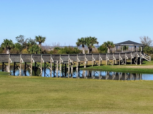 Great Place to stay Luxury Living Savannah: Last Minute Deals on Beachfront 2 BR near Tybee Island