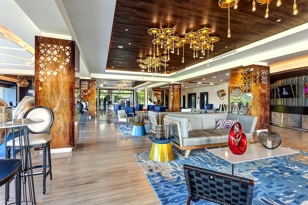 Lobby, Planet Hollywood Beach Resort Costa Rica - All Inclusive