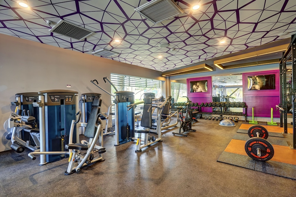 Gym, Planet Hollywood Beach Resort Costa Rica - All Inclusive