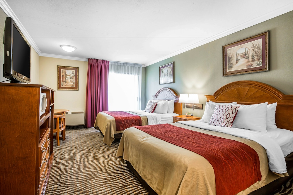 Room, Laguna Hills Inn by Irvine Spectrum