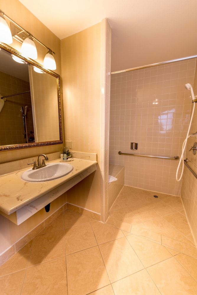 Bathroom, Laguna Hills Inn by Irvine Spectrum