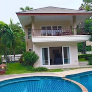 Beach Villa for Rent