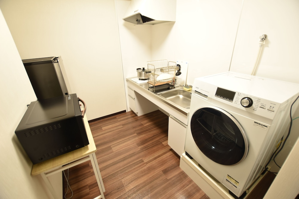 Private Kitchen, Randor Residence Tokyo Suites