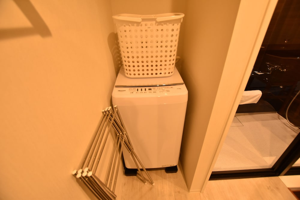 Laundry, Randor Residence Tokyo Suites