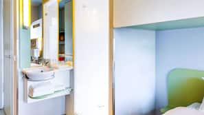 Allergikerbettwaren, Schreibtisch, kostenloses WLAN, Bettwäsche