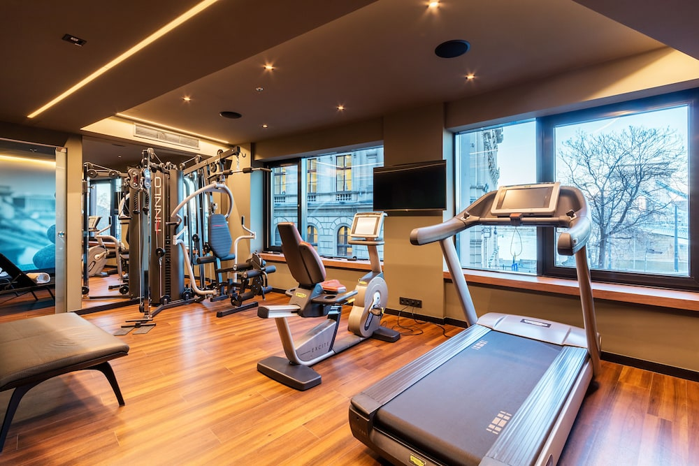 Gym, Hotel Clark Budapest- Adults Only