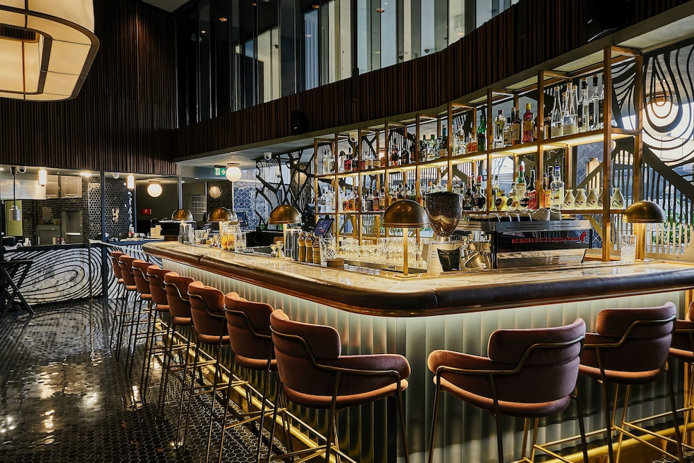 Bar, Hotel Clark Budapest- Adults Only