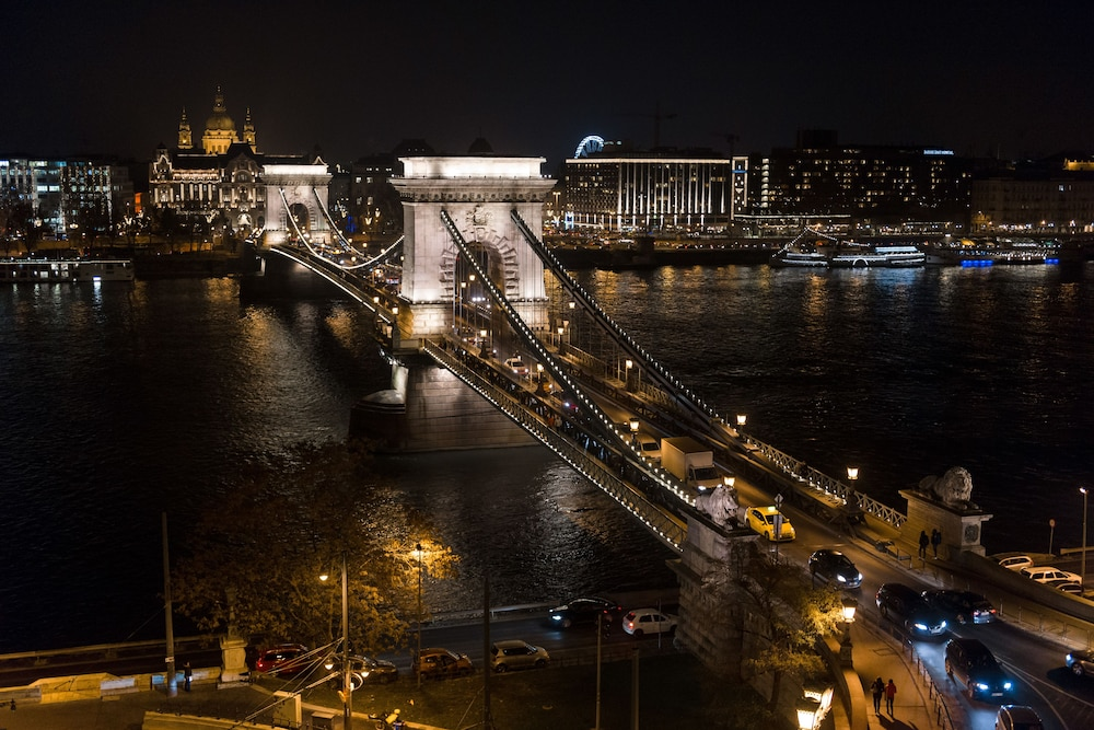View from Property, Hotel Clark Budapest- Adults Only