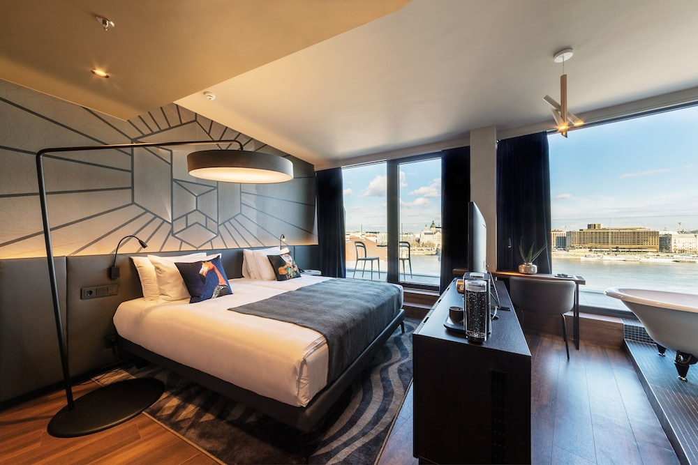 Room, Hotel Clark Budapest- Adults Only