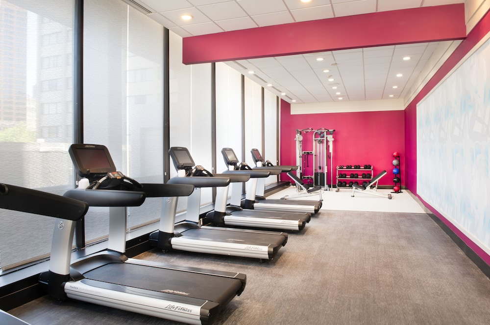 Fitness Facility, Crowne Plaza Baltimore - Inner Harbor