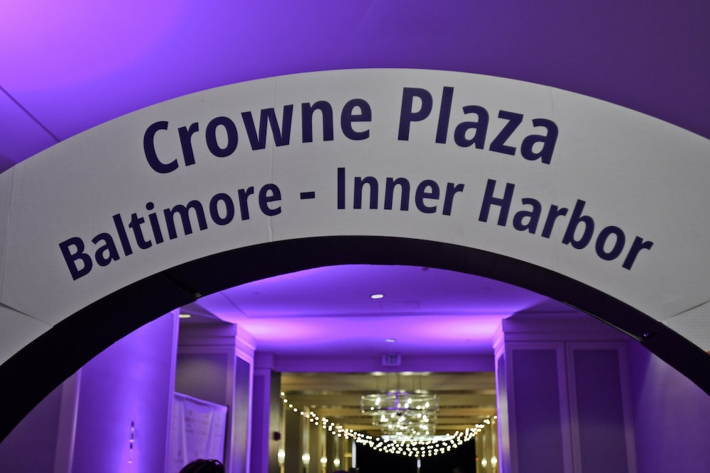 Meeting Facility, Crowne Plaza Baltimore - Inner Harbor