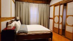 1 개의 침실, 암막 커튼, 간이 침대, 무료 WiFi