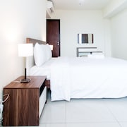 2 BR Best in Kelapa Gading Sherwood Apartment By Travelio