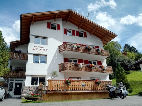 Hotel Pension Sonnalp