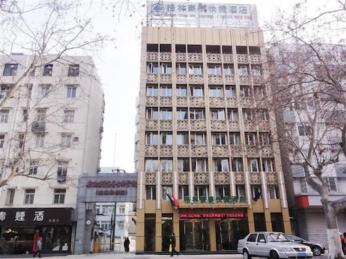 GreenTree Inn Hefei Baohe District West Wuhu Road Jinzhai Road Express Hotel