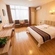 GreenTree Alliance Qingdao Huangdao Area Tiejveshan Road West CoastBus Terminal Hotel