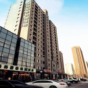 GreenTree Inn Tianjin Wuqing District West Yongyang Road Florentia Village Express Hotel