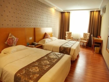 GreenTree Inn Zhuhai Light Rail Pearl Station Express Hotel