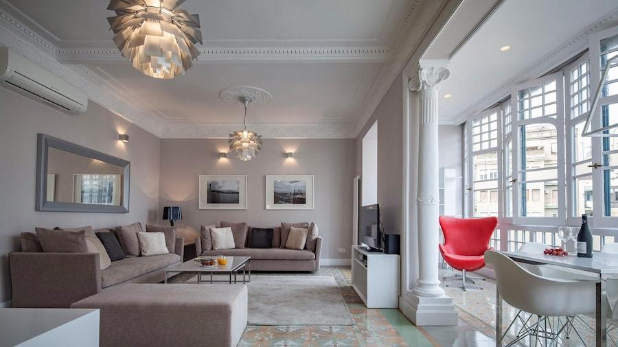Habitat Apartments Barcelona Classic