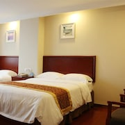 GreenTree Inn Suzhou Shi Road North Tongjing Road Subway Station Express Hotel
