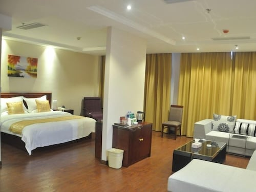 GreenTree Inn WuXi GuangRui Road DongFeng Bridge Hotel