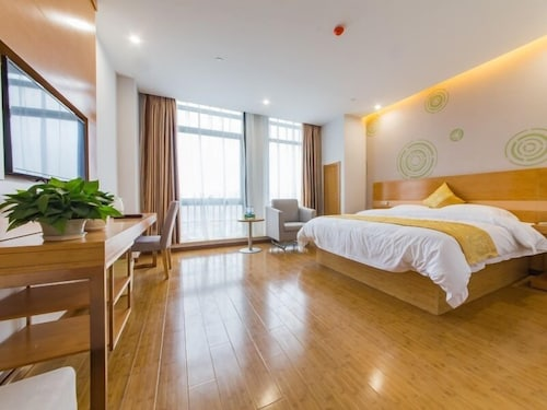 GreenTree Inn Shaoxing Shangyu District High-Speed Rail Station Hotel
