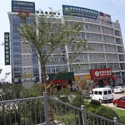 GreenTree Inn Nantong Chongchuan District Tongjing Avenue Jiaoyu Road Business Hotel