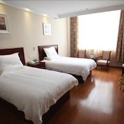 GreenTree Inn Nantong Tongzhou District Textile City Bus Station Express Hotel