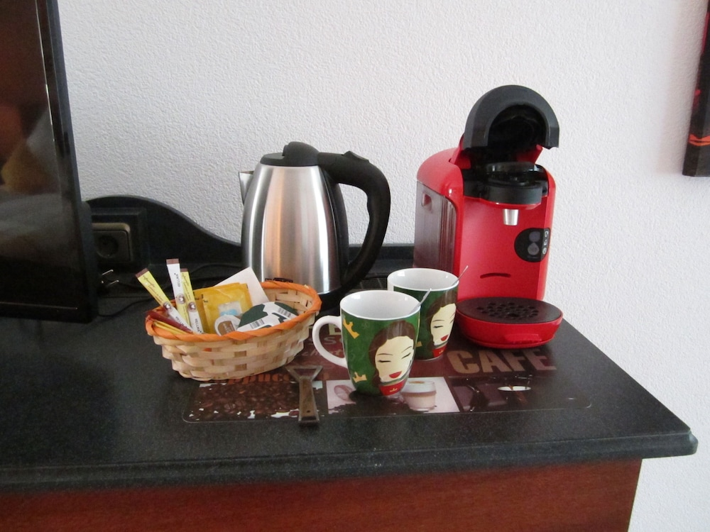 Coffee and/or Coffee Maker, Boardinghouse Wittenberg