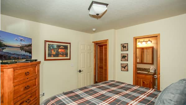 2 間臥室、免費 Wi-Fi、床單