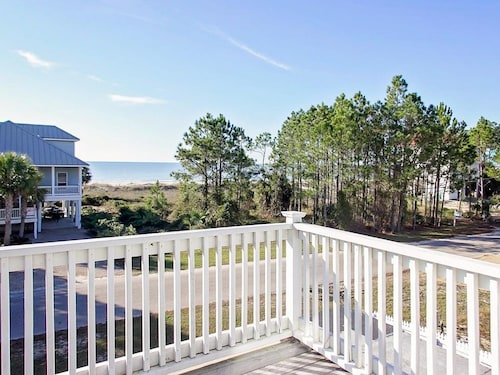 Summer/fall Rates Reduced! Shabby Chic, Pet-friendly Cottage With Screened Porch Located on 30A