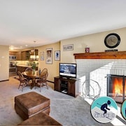 Ski On/ski off Right From Your Door w/ Pool, hot tub & Fitness Center