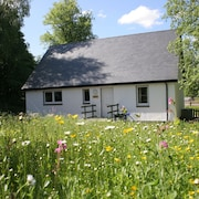 Luxury Holiday Cottage in Strontian, Ideal for Couples, Families, pet Friendly