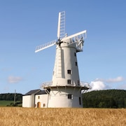 Llancayo Windmill is Another of our Unusual Properties. Stay in a Real Windmill set in Monmouthshire
