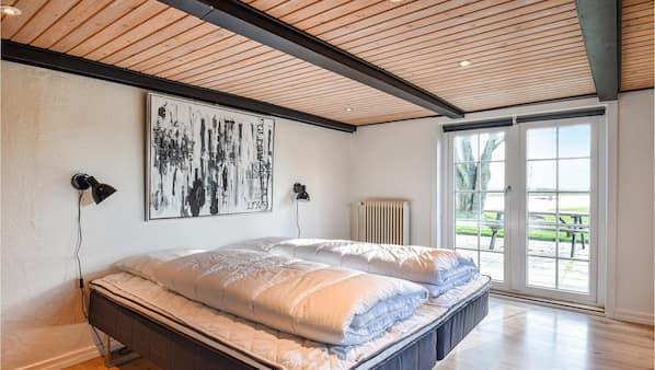 9 soveværelser, internetforbindelse