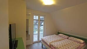 5 Schlafzimmer, Bügeleisen/Bügelbrett, kostenloses WLAN