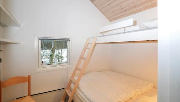 1 soveværelse, internetforbindelse